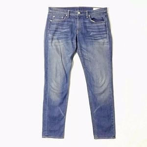 Rag & Bone The Dre Slim Boyfriend Jeans
